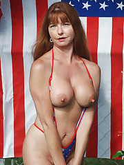 Gang Bang Dee - Red White and Sexy