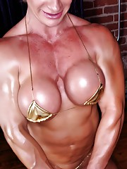 Model Muscles - Kathy Connors