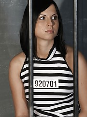 Mia is bored being in jail where she has to spend a few years. Her lawyer surprises