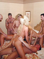 Amateur Swinger Orgies And Wife Swapping
