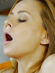 Dorothy Black and Lexi Lowe eats each other39s pussy in the kitchen