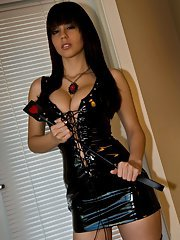 Bryci is the hottest dominatrix youll ever see.