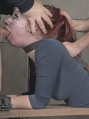 Part 2 of Violet Monroes sexual destruction is here and you can watch the moment