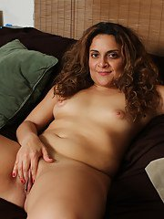 Naughty American housewife getting very wet and wild