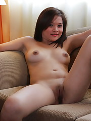 This chubby Pearl has nice boobies and a perfect slit which is so tasty...