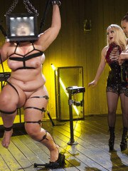 Mimosa returns to Electrosluts and meets her electrifying match in Electro-Goddesses