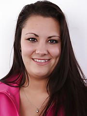 Michaela is a very interesting girl. She came from Most and was accompanied by her