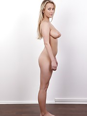 Tereza is beautiful young student who wants to make softs only. She has big beautiful
