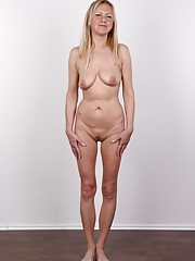Guys do you like mature and experienced women? Do you like slim blondes? In that