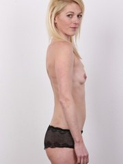 If you like slender girls with nearly invisible tits it039s your day. Veronika a