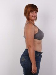 Lenka is everything but a normal Czech chick. This authentic 30-year-old chick will