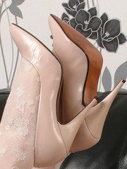 Being obsessed with ladies heels is a very special experience for a man as the high