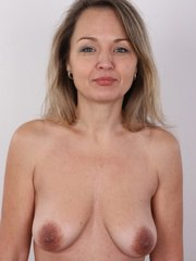 The Czech Republic is the only place to find the most luxurious babes! This is Jana