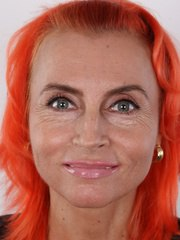 This casting is fuckingcredible! The star is red lioness Pavlina. A luscious attractive