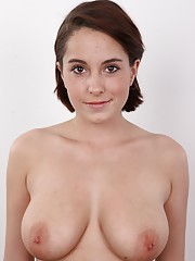 Czechcasting is serving you the best there is! Czech amateurs revealing their dark