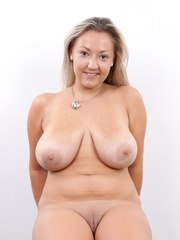 Were so happy that Petra decided to share her enormous boobage with us. We believe