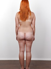 It all started so innocent. Redhead Tereza didn039t want to show a hair of her young