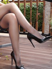 Many men have their own personal favourite shoes which always make them hard with