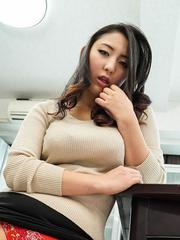 Yuri Honma has big tits sucked and crack fucked by sucked penis