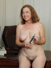 Ugly nude mature