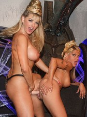 Shay Sweet and Vicky Vette in Sex Treck Charley XXX