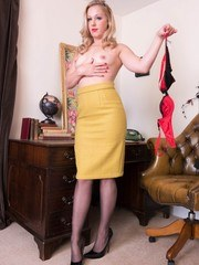 You are ready to do business just needs an offer from Aston to swing it...so she