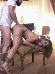 See Mona Wales and Tommy Pistol go full Anal Psycho! in part 3 of the Anal Psycho