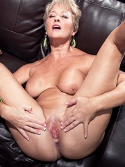 Mature Women Creampie