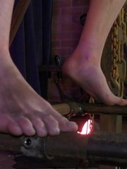 Introducing Abigail Annalee slave 626-132-779 as she sits in the Chair of Vulnerability.