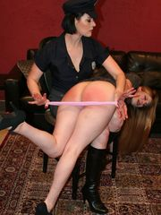Naughty Snow Mercy So Happy to Spanks Harley Havik