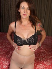 This horny and super hot housewife loves to play while you watch her