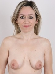 Squirting fantasy!!! Blonde MILF Jana really surprised us. Straight away she told