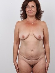 Hell of a ride with a mature amateur! 50 years old Samir is hot hot hot. She didn039t