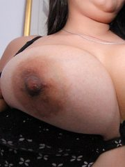 Big tits pinay uses her hairy and chubby pussy to please