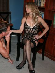 Spanking Bench Discipline With Leather with Mistress Aleana