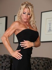If you love a naughty and ripped hottie youve come to the right place. Gina is your