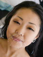 Saya Song takes her slutty little holes to the Internet for a quick hookup. When