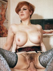 Updated 15 August 2013 Ginger minge has always been special as it this big breasted