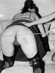 Nyloned or nude they get some stiff cock action in these 1960s pics!