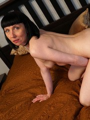 At 38 years old Cherry Despina has a constant craving for sex. Beneath her thong