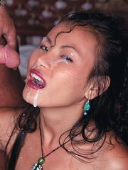 Mame Yong Shows Her Oriental Lust at the Private Casting