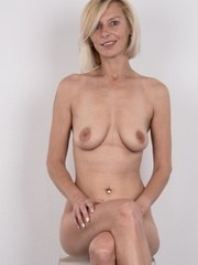 Zaneta is a super hot MILF. She will make you hard just by looking at you and you