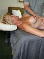 Mature Women Massage