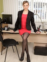 Luca Bella is a boss at the office but after hours loves to get naked and tease
