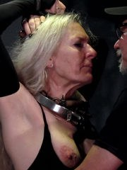 Mature Bondage Sex