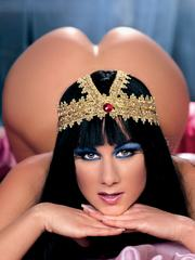 Julia Taylor is the Hardcore Anal Loving Queen of Egypt