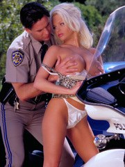 Cops and Blondes