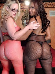 When youre asked to play with a thick ebony woman with a BIG ASS how can I say no?
