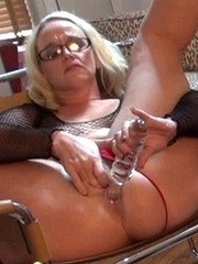 I know how much you like stroking your hard cocks to my wet married pussy. Watching
