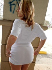 Decided to take advantage of the pretty day and get naughty in public with the hubby.